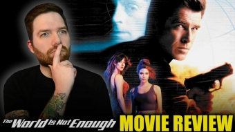 The World Is Not Enough - Movie Review