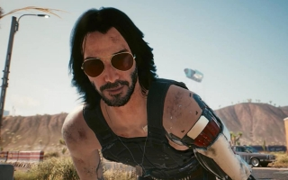 Trailer for <i>Cyberpunk 2077</i> Game