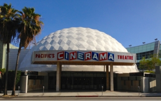 Look at the Closing of the Cinerama Dome in Hollywood