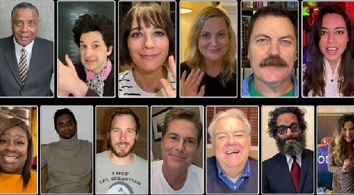 'Parks and Recreation' Creator on Sweet Reunion