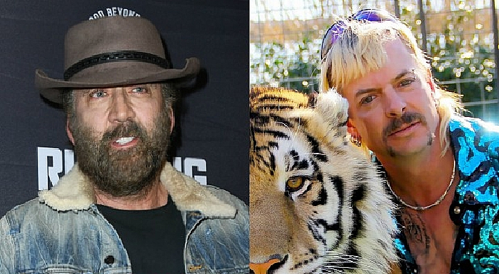 Nicolas Cage to Play Joe Exotic in New Series