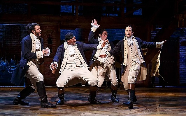 'Hamilton' to Be Released on Disney+