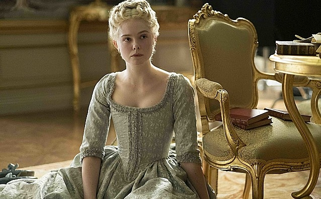 Elle Fanning Knows How to Be'The Great'