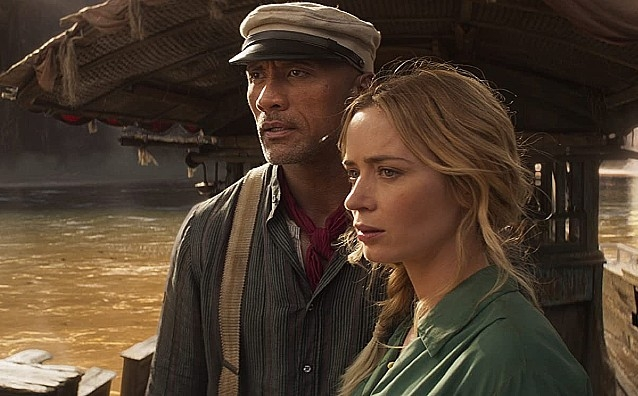 Emily Blunt and Dwayne Johnson to Play Superheroes