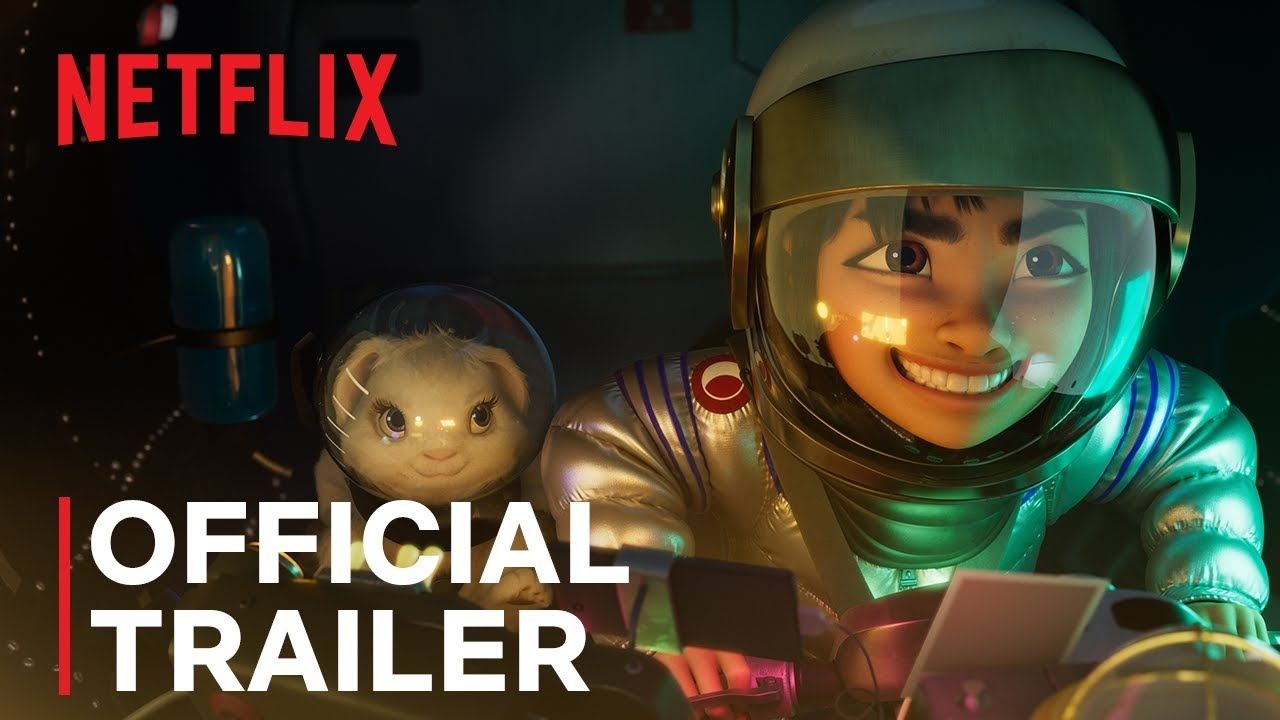 Watch the 'Over the Moon' Official Trailer