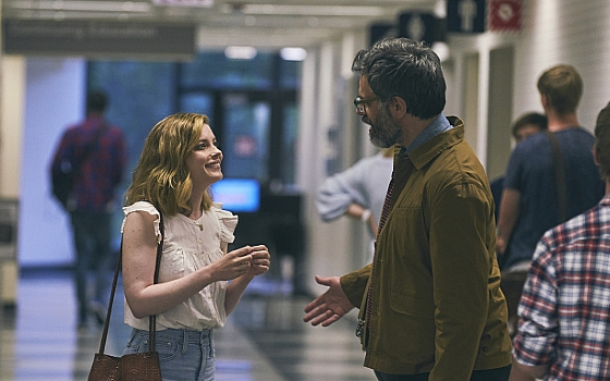 Gillian Jacobs Stars in 'I Used to Go Here'