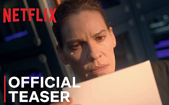 Hilary Swank Is Taken 'Away'