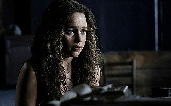 Trailer: Emilia Clarke Is Not 'Above Suspicion'
