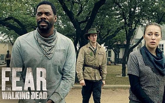 First Look at <em>Fear the Walking Dead</em> S6