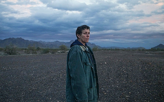 Teaser: Frances McDormand Stars in <i>Nomadland</i>