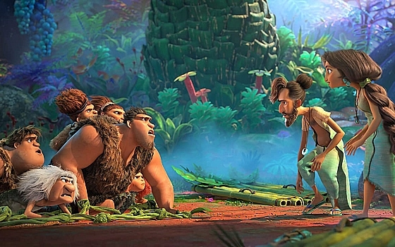 Trailer: More Croods in <i>The Croods 2</i>