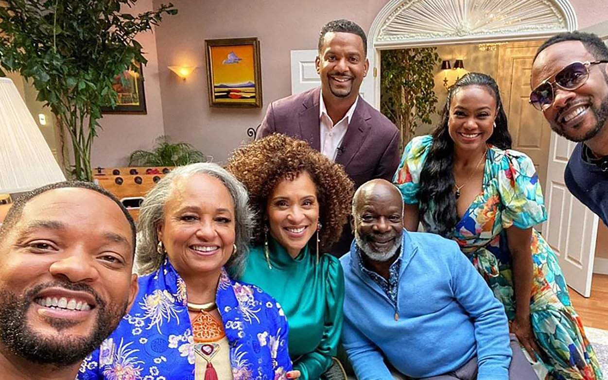 <I>Fresh Prince of Bel-Air</i> Reunion Is Here!