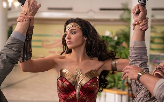 <i>Wonder Woman 1984</I> Coming to HBO Max and Theaters