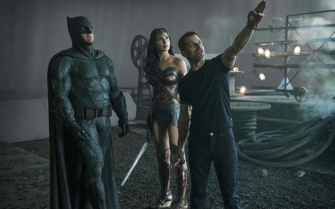 Watch Teaser for Zack Synder's <I>Justice League</I>