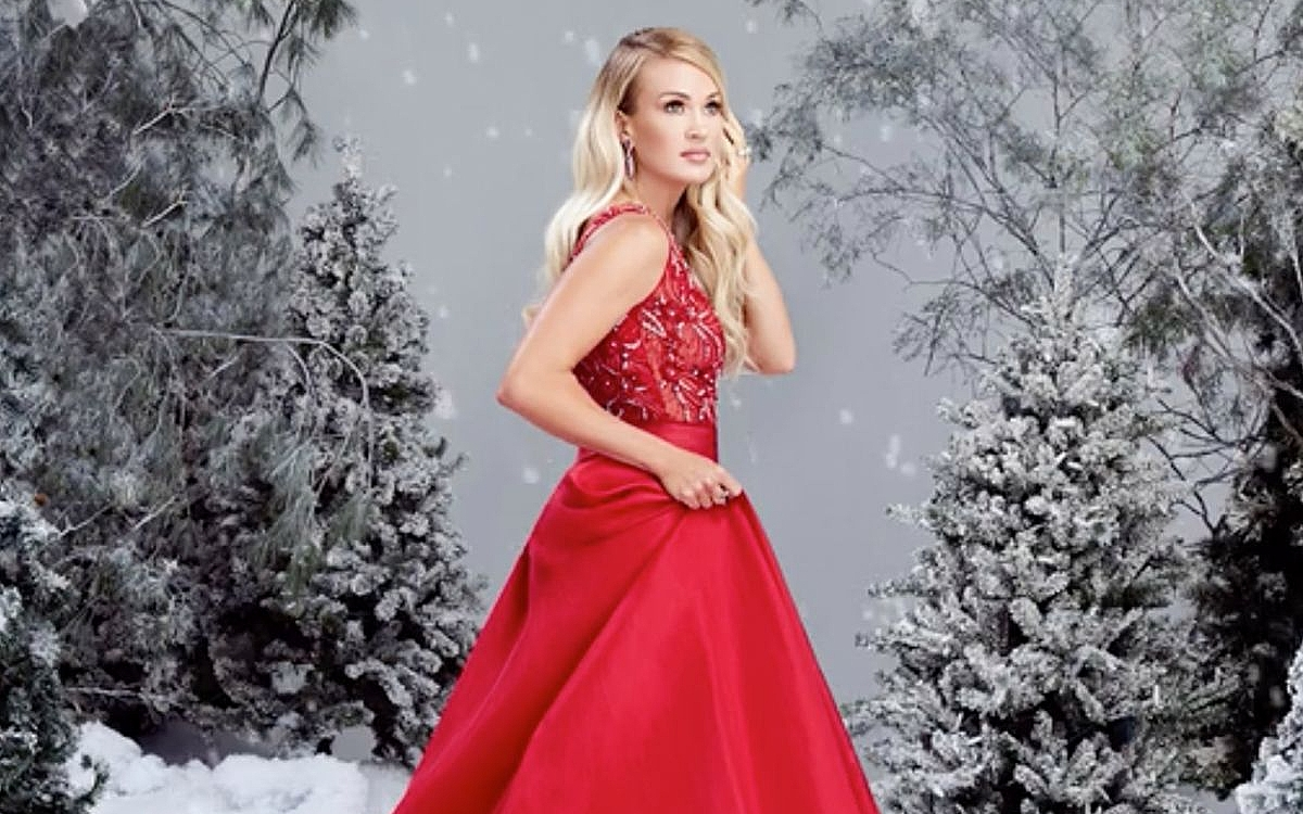 Spend the Holidays with Carrie Underwood