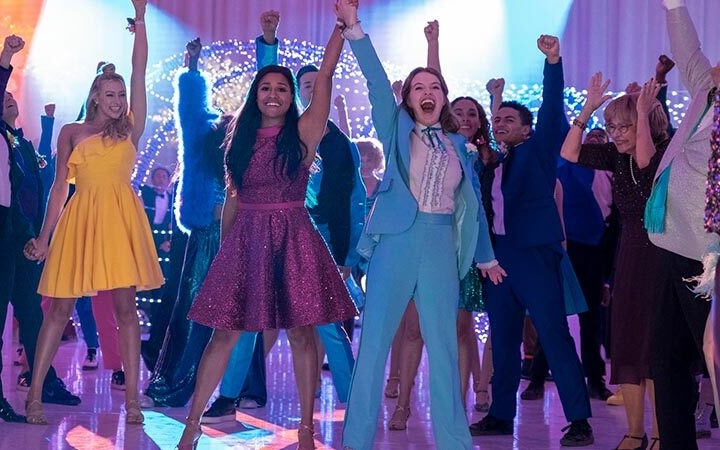 Interview: The Cast Talks Going to <I>The Prom</i>
