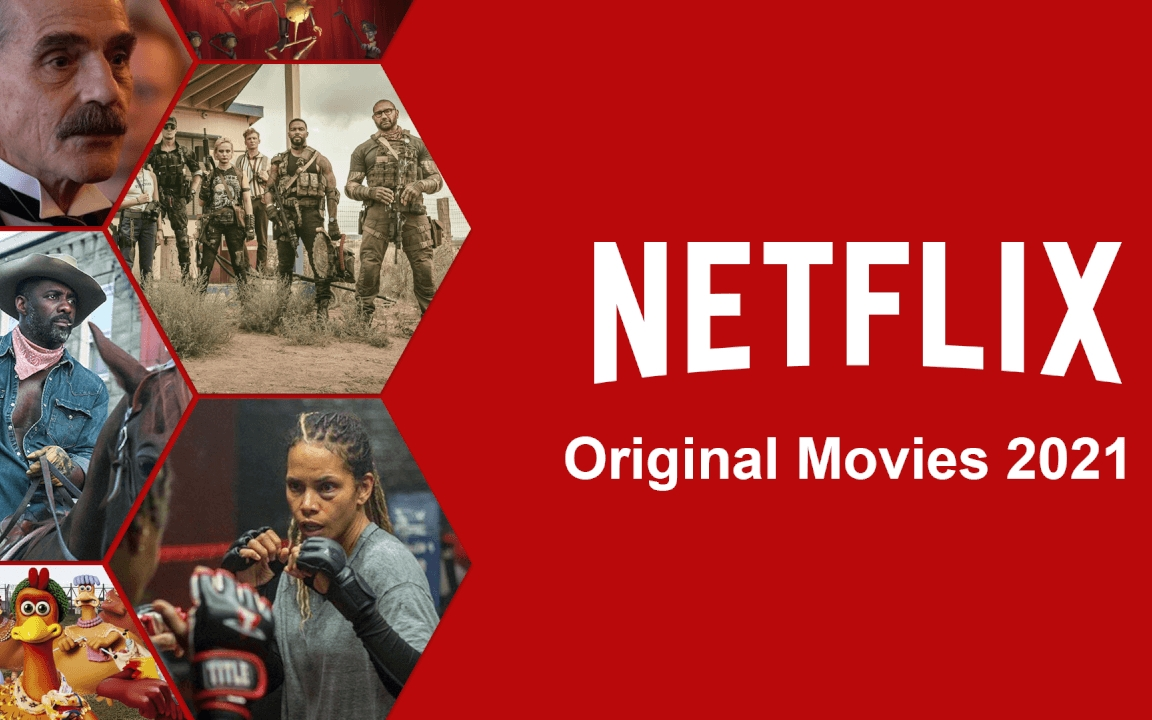 Trailer for Netflix's 2021 Movie Preview