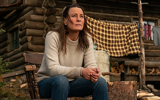 Interview: Robin Wright on Finding Peace in <I>Land</i>
