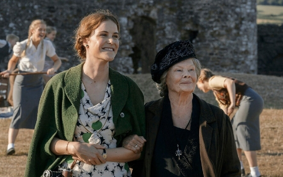 Dame Judi Dench Stars in <I>Six Minutes to Midnight</I>
