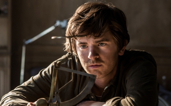 Freddie Highmore Is Gonna Break Into <I>The Vault</I>