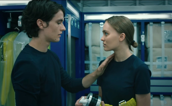 Lily-Rose Depp Travels to Space in <I>Voyagers</i>