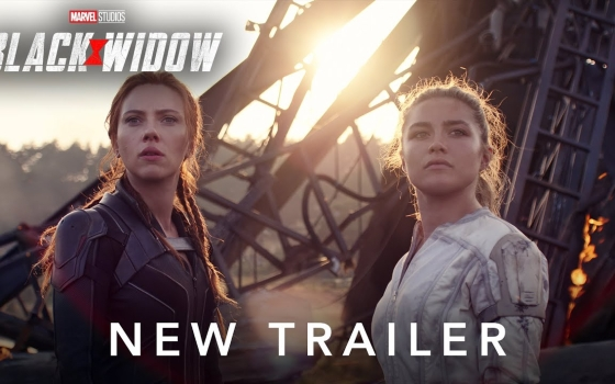 See the Latest Trailer for <I>Black Widow</I>