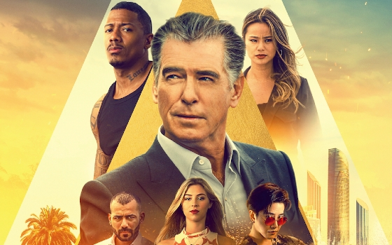 Pierce Brosnan Joins <I>The Misfits</I> in New Trailer