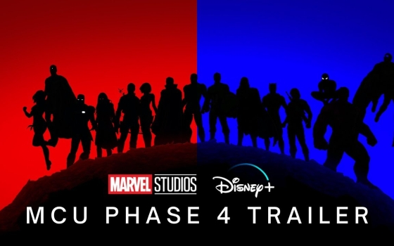 Here's a Look at the MCU Phase 4