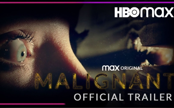 Can You Look Away in This <I>Malignant</I> Trailer?