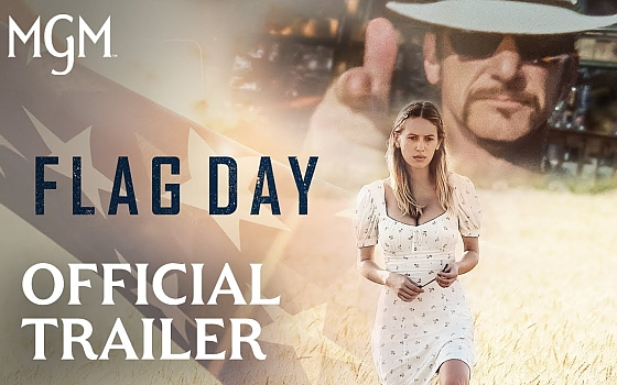 Dylan and Sean Penn Star in <I>Flag Day</I>
