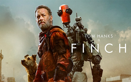 Tom Hanks Goes on an Epic Adventure in <I>Finch</I>