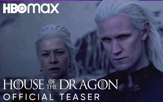 It's Here! Sneak Peek at <I>House of the Dragon</I>