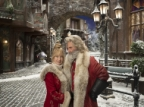 Kurt Russell and Goldie Hawn Share <I>Christmas</I> Together